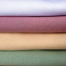 Канва, ткани, фетр