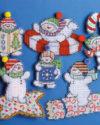 Sweetie snowman