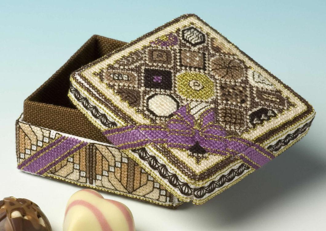 3DCS20-Chocolate box