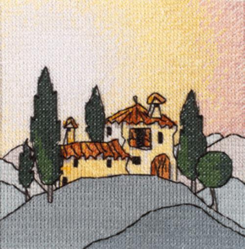 Mini Tuscan Cottages 8
