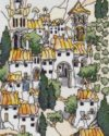 Spanish Hill Town III