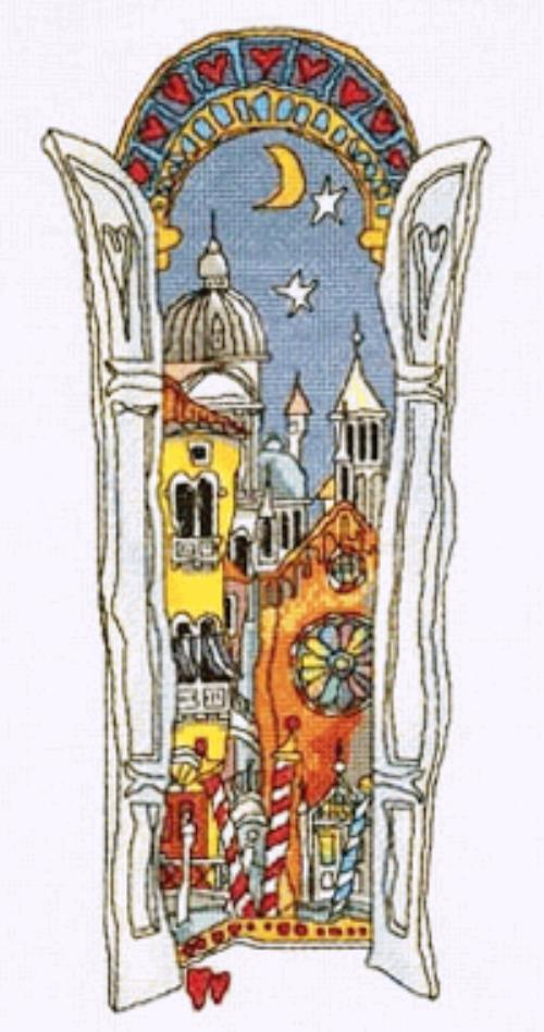 Venice Window 2