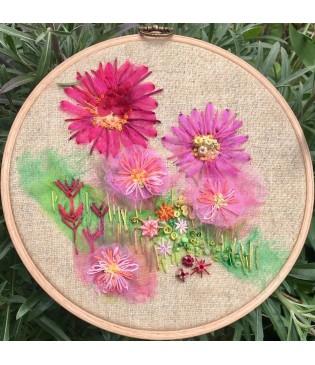 0154 Chrysanthemums