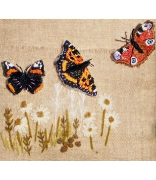 bf01 3D British Butterflies