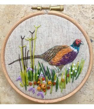 hp03 Woodland Pheasant