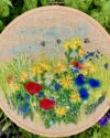 0166 1 Cornflower Meadow